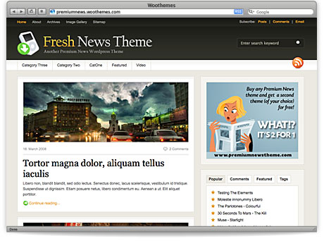 get thesis theme nulled