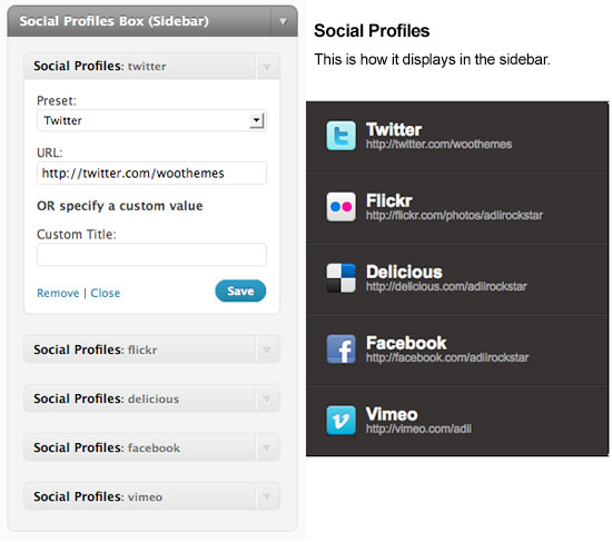 therapy-social-profiles