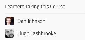 course-participants