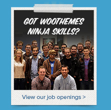 WooThemes is hiring